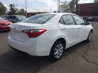 2016 Toyota Corolla LE 5 YEAR/60,000 FACTORY POWERTRAIN WARRANTY Mesa, Arizona 4