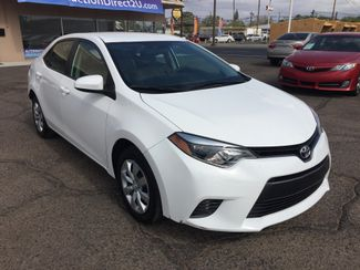 2016 Toyota Corolla LE 5 YEAR/60,000 FACTORY POWERTRAIN WARRANTY Mesa, Arizona 6