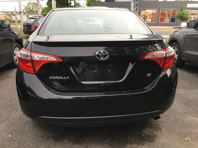 2016 Toyota Corolla S New Brunswick, New Jersey 7