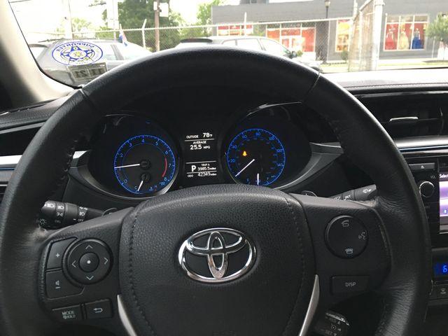 2016 Toyota Corolla S New Brunswick, New Jersey 17