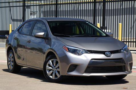 2016 Toyota Corolla LE* BU Camera* Only 30k Mi* EX Finance** | Plano, TX | Carrick's Autos in Plano, TX