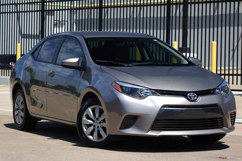 2016 Toyota Corolla LE* BU Camera* Only 30k Mi* EX Finance** | Plano, TX | Carrick's Autos in Plano TX