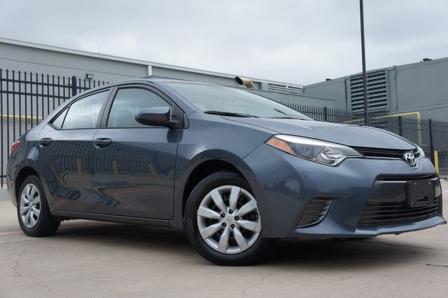 2016 Toyota Corolla LE * BU Camera * BlueTooth * 38 MPG * All Power *