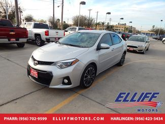 2016 Toyota Corolla S in Harlingen, TX 78550