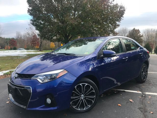 2016 Toyota COROLLA S in Leesburg Virginia, 20175