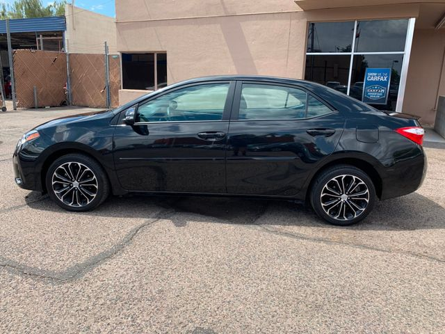 2016 Toyota Corolla S 5 YEAR/60,000 MILE FACTORY POWERTRAIN WARRANTY Mesa, Arizona 1