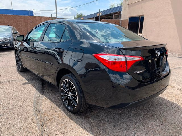 2016 Toyota Corolla S 5 YEAR/60,000 MILE FACTORY POWERTRAIN WARRANTY Mesa, Arizona 2