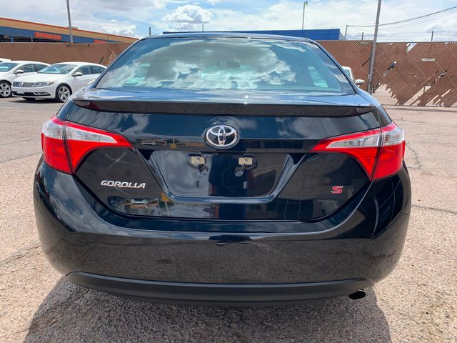 2016 Toyota Corolla S 5 YEAR/60,000 MILE FACTORY POWERTRAIN WARRANTY Mesa, Arizona 3