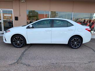2016 Toyota Corolla S 3 MONTH/3,000 MILE NATIONAL POWERTRAIN WARRANTY Mesa, Arizona 1