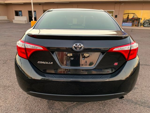 2016 Toyota Corolla S 5 YEAR/60,000 MILE NATIONAL POWERTRAIN WARRANTY Mesa, Arizona 3
