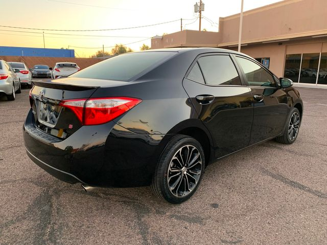2016 Toyota Corolla S 5 YEAR/60,000 MILE NATIONAL POWERTRAIN WARRANTY Mesa, Arizona 4