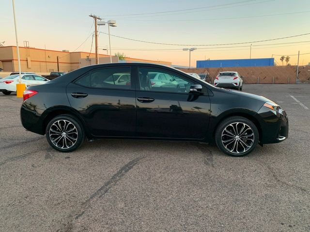 2016 Toyota Corolla S 5 YEAR/60,000 MILE NATIONAL POWERTRAIN WARRANTY Mesa, Arizona 5
