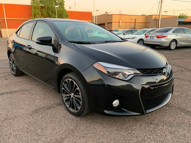 2016 Toyota Corolla S 5 YEAR/60,000 MILE NATIONAL POWERTRAIN WARRANTY Mesa, Arizona 6