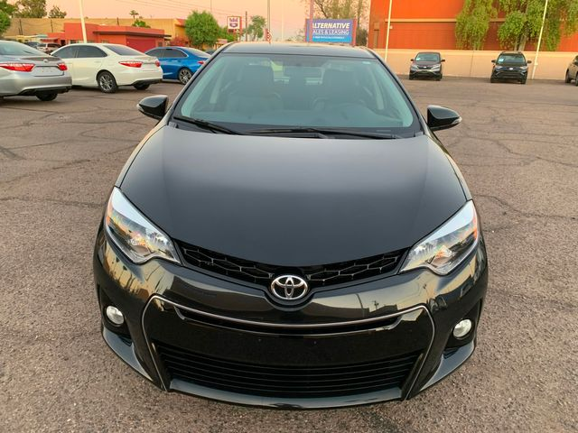 2016 Toyota Corolla S 5 YEAR/60,000 MILE NATIONAL POWERTRAIN WARRANTY Mesa, Arizona 7