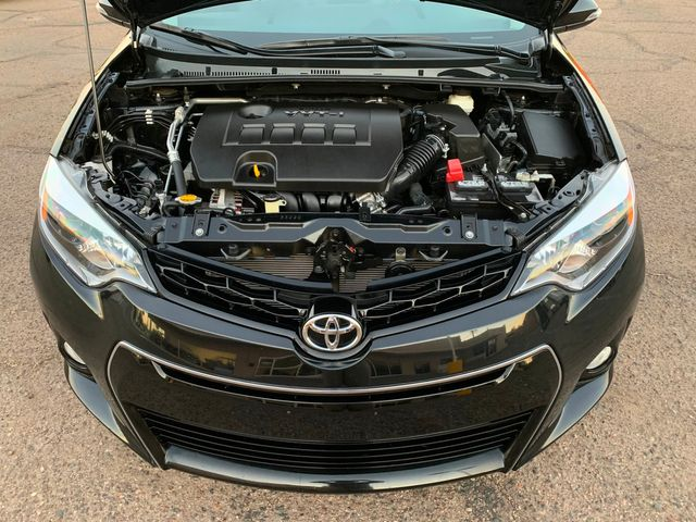 2016 Toyota Corolla S 5 YEAR/60,000 MILE NATIONAL POWERTRAIN WARRANTY Mesa, Arizona 8