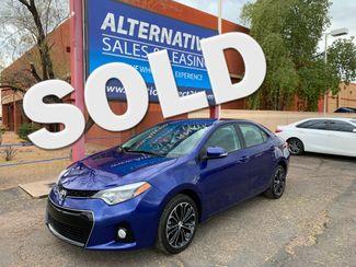 2016 Toyota Corolla S 5 YEAR/60,000 MILE FACTORY POWERTRAIN WARRANTY Mesa, Arizona