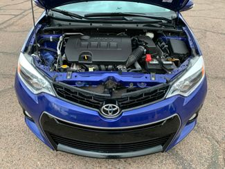2016 Toyota Corolla S 5 YEAR/60,000 MILE FACTORY POWERTRAIN WARRANTY Mesa, Arizona 8