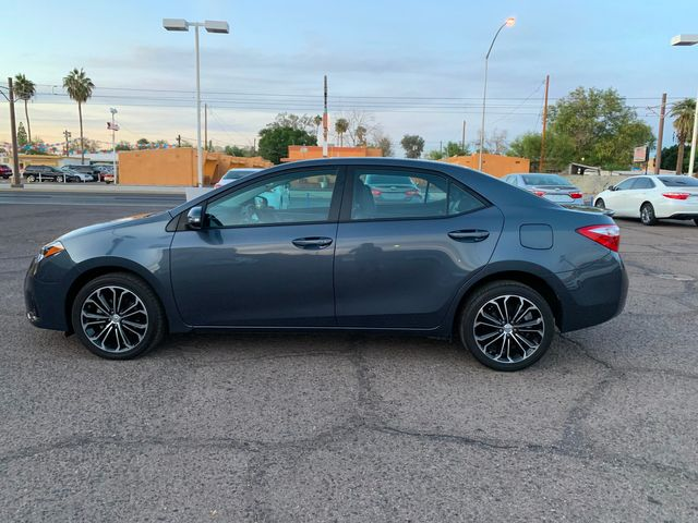 2016 Toyota Corolla S PLUS 5 YEAR/60,000 MILE NATIONAL POWERTRAIN WARRANTY Mesa, Arizona 1