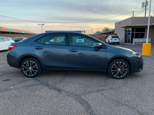 2016 Toyota Corolla S PLUS 5 YEAR/60,000 MILE NATIONAL POWERTRAIN WARRANTY Mesa, Arizona 5
