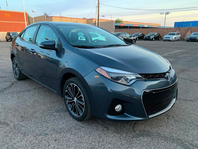 2016 Toyota Corolla S PLUS 5 YEAR/60,000 MILE NATIONAL POWERTRAIN WARRANTY Mesa, Arizona 6