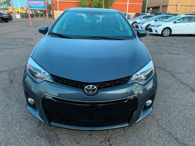 2016 Toyota Corolla S PLUS 5 YEAR/60,000 MILE NATIONAL POWERTRAIN WARRANTY Mesa, Arizona 7