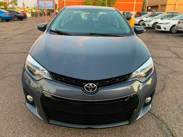 2016 Toyota Corolla S Plus 5 YEAR/60,000 MILE FACTORY POWERTRAIN WARRANTY Mesa, Arizona 7