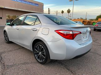 2016 Toyota Corolla S Plus 5 YEAR/60,000 MILE FACTORY POWERTRAIN WARRANTY Mesa, Arizona 2