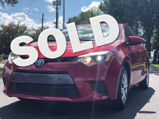 2016 Toyota Corolla LE CVT in San Antonio TX, 78233