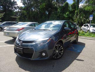 2016 Toyota Corolla S PREMIUM SEFFNER, Florida