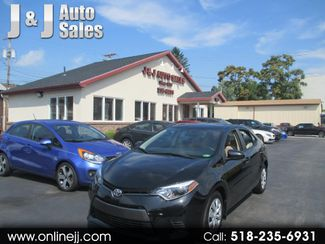 2016 Toyota Corolla 4dr Sdn LE Auto in Troy, NY 12182