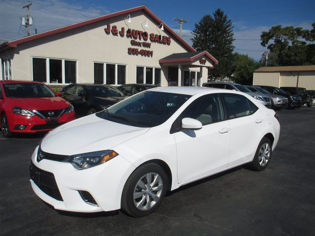 2016 Toyota Corolla LE in Troy, NY 12182