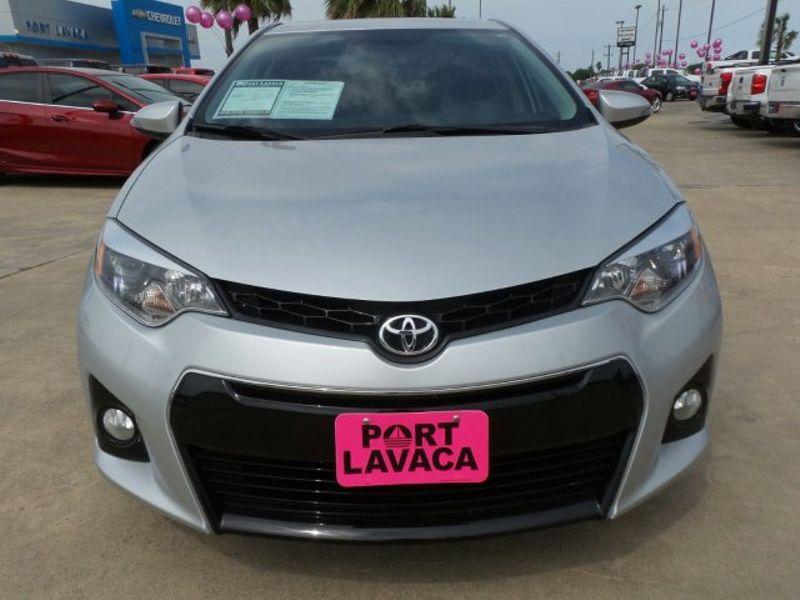 2016 Toyota Corolla S   Texas  Victoria Certified  in , Texas