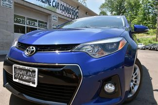 2016 Toyota Corolla S Waterbury, Connecticut 2