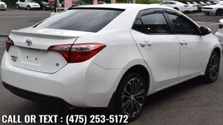 2016 Toyota Corolla S Premium Waterbury, Connecticut 4