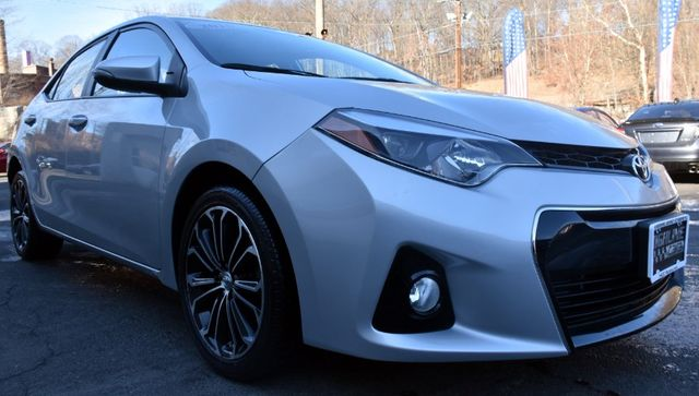 2016 Toyota Corolla 4dr Sdn CVT S Plus Waterbury, Connecticut 9