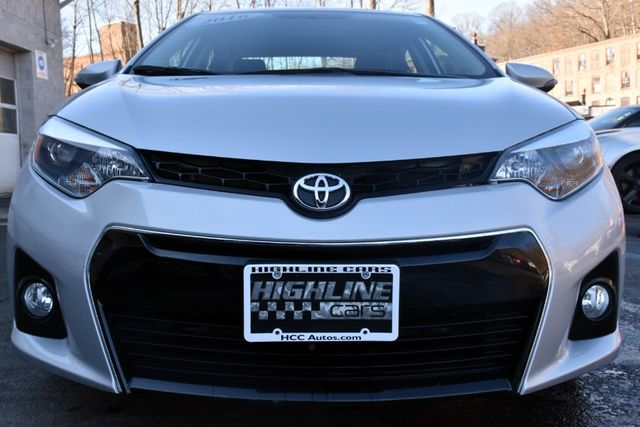 2016 Toyota Corolla 4dr Sdn CVT S Plus Waterbury, Connecticut 10