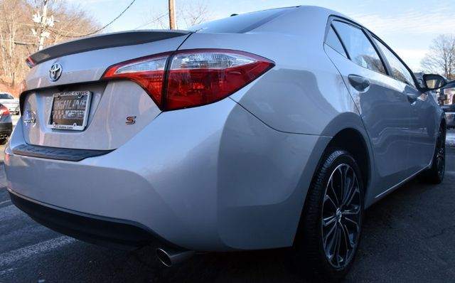 2016 Toyota Corolla 4dr Sdn CVT S Plus Waterbury, Connecticut 7