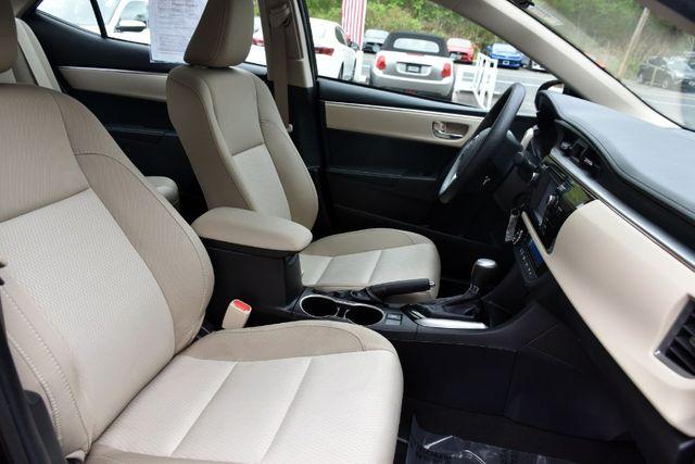 2016 Toyota Corolla 4dr Sdn CVT LE Waterbury, Connecticut 16