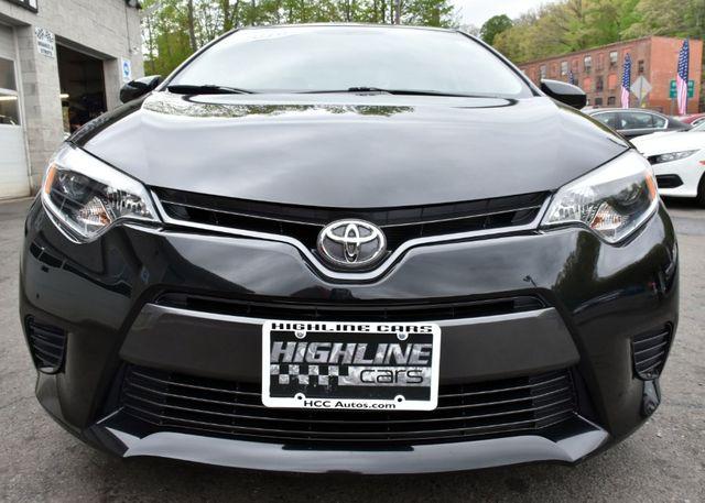 2016 Toyota Corolla 4dr Sdn CVT LE Waterbury, Connecticut 8