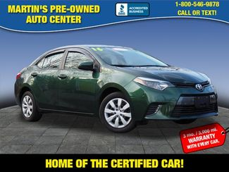 2016 Toyota Corolla LE | Whitman, MA | Martin's Pre-Owned Auto Center-[ 2 ]