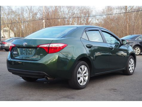 2016 Toyota Corolla LE | Whitman, MA | Martin's Pre-Owned Auto Center in Whitman, MA