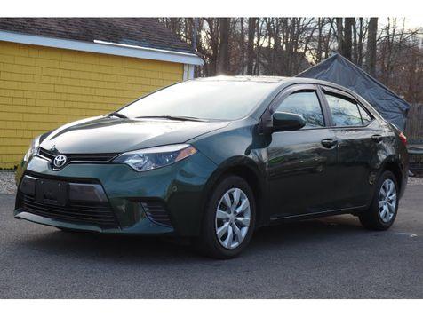 2016 Toyota Corolla LE | Whitman, MA | Martin's Pre-Owned Auto Center in Whitman, MA