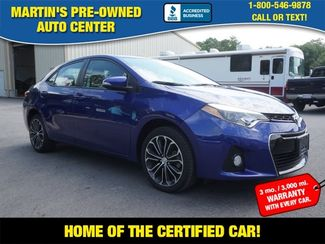 2016 Toyota Corolla S in Whitman, MA 02382