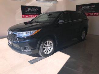 2016 Toyota Highlander LE in Addison, TX 75001