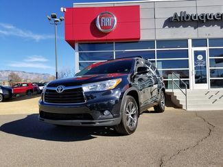 2016 Toyota Highlander XLE in Albuquerque, New Mexico 87109