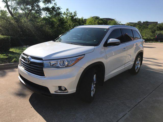2016 Toyota Highlander Limited ONE OWNER in Carrollton, TX 75006