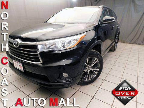 2016 Toyota Highlander XLE in Cleveland, Ohio