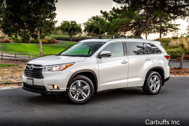 2016 Toyota Highlander Limited AWD | Concord, CA | Carbuffs in Concord