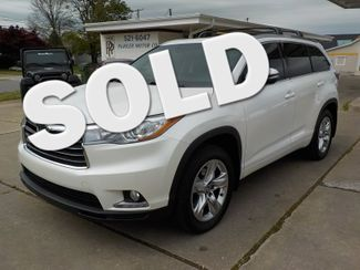 2016 Toyota Highlander Limited Platinum Fayetteville , Arkansas
