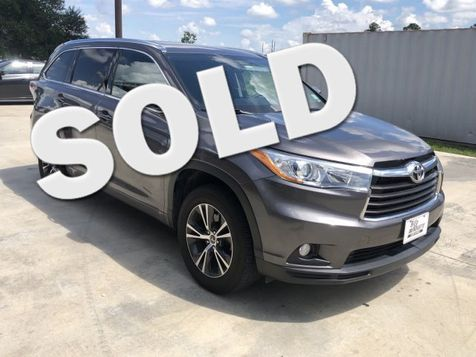2016 Toyota Highlander XLE in Lake Charles, Louisiana